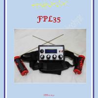 کتاب آموزش اصول ردیابی با ردیاب حرفه ای fpl 35
