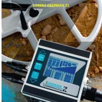 دفترچه راهنمای کاربری دستگاه فلزیاب LOREVZ DEEPMAX Z1